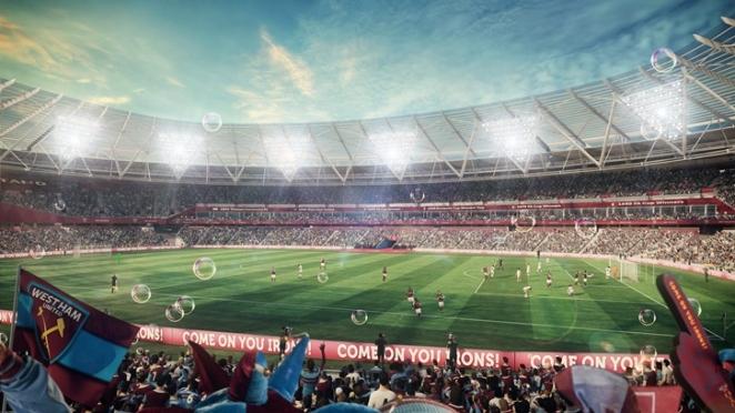 Olympisch Stadium West Ham 2